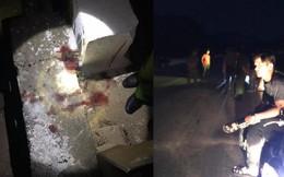 Đi ngang qua nhóm người ngồi uống rượu trên cầu, nam thanh niên bị đâm chết