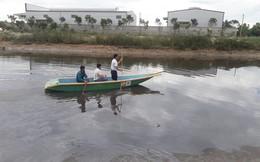 """Thêm dấu vết mới nghi vấn có cá sấu """"khủng"""" ở Hà Tĩnh"""