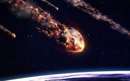 Cận cảnh thiên thạch bốc cháy như một quả cầu lửa rơi tại Úc