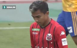 """""""Messi Thái"""" thất vọng, thừa nhận """"quá mệt mỏi"""" sau màn đại bại ngay sân nhà"""