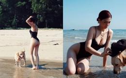 Thí sinh The Face 2018 tung loạt ảnh sexy với bikini