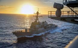 Mỹ điều tàu khu trục tên lửa áp sát Hoàng Sa, thách thức TQ trên Biển Đông: Quân đội TQ tức điên