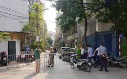 Hà Nội: Nam thanh niên nhảy từ tầng 5 sau khi đâm tử vong 2 nữ sinh và truy đuổi 3 người