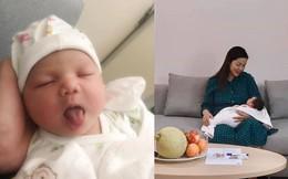 Ca sĩ Ngọc Anh sinh con gái thứ 2 sau 12 năm