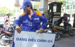 Diễn biến bất ngờ trong lần điều chỉnh giá xăng dầu chiều nay