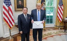 Báo Hàn: Muốn tạo đột phá, Chủ tịch Kim Jong Un viết thư mời TT Donald Trump tới thăm Bình Nhưỡng