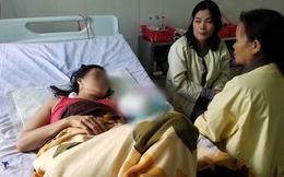 Cô giáo chạy 130km đi dạy bị nạn phải cắt cánh tay khóc nức nở khi đọc bài viết về mình
