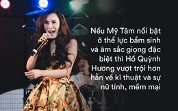 Hồ Quỳnh Hương: Đẳng cấp ca sĩ được ngồi hát ngay cạnh Đại tướng Võ Nguyên Giáp