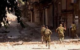 Quân đội Syria phát hiện một căn cứ khổng lồ trong hang động