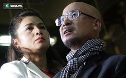 Ông Đặng Lê Nguyên Vũ đến phiên xử phúc thẩm ly hôn với bà Lê Hoàng Diệp Thảo từ sớm