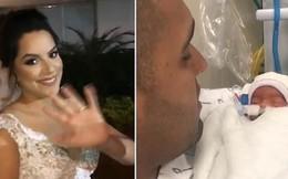 Cô dâu mang thai đột quỵ tử vong ngay trước lễ cưới, bác sĩ phải mổ khẩn cấp cứu đứa trẻ