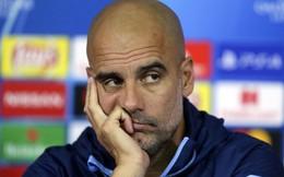 """Hóa ra, Pep Guardiola cũng có lúc phải """"méo mặt"""" vì Man City... tiếc tiền"""
