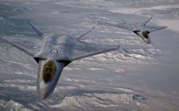 Mỹ phát triển máy bay chiến đấu thay thế F-22 và F-35