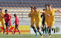 TRỰC TIẾP Vòng loại U16 châu Á: U16 Australia vs U16 Macau (16h00)