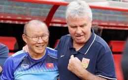 """Thất bại ê chề trước """"trò cũ"""" Park Hang-seo, HLV Hiddink chính thức bị Trung Quốc sa thải"""