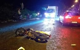 4 người thương vong sau vụ tai nạn giữa 2 xe máy
