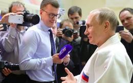 Ông Putin tiết lộ lợi ích ngoại giao từ tập võ
