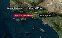 34 người thiệt mạng trong vụ cháy tàu ngoài khơi bang California, Mỹ