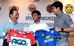 Tiếp bước Công Phượng, nền bóng đá kình địch của Việt Nam cũng có cầu thủ sang Bỉ thi đấu