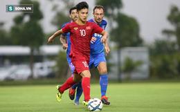 """Martin Lo trở lại, U22 Việt Nam gọi 30 cầu thủ để đấu giao hữu với """"cường địch"""" từ Tây Á"""