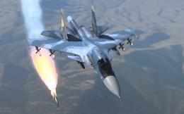 """Dấn thêm một bước, chiến cơ Nga thẳng thừng hạ gục máy bay Israel trước khi Syria """"ra tay"""""""