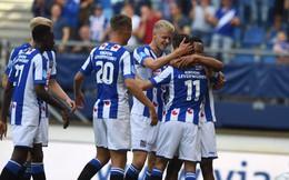 """""""Tội đồ"""" của Heerenveen vứt đi trận thắng của đội nhà, khiến Văn Hậu tiếc nuối"""