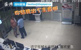 Người đàn ông nửa đêm xông vào đồn cảnh sát nói muốn vào tù với lý do bất ngờ