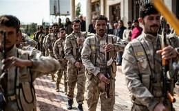 Mỹ chuyển 175 xe tải vũ khí và hậu cần cho phiến quân ở Syria