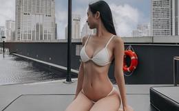 Jun Vũ tung ảnh bikini nóng bỏng