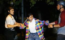Ngọc Thanh Tâm thực hiện thử thách căng thẳng tại show thực tế