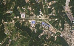 Báo Mỹ: Phát hiện 2 cơ sở ngầm bí mật trong khu hạt nhân của Triều Tiên