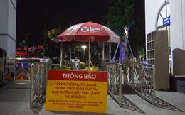 Sau vụ việc bé trai đuối nước tử vong, công viên Thanh Hà ra thông báo tạm dừng hoạt động