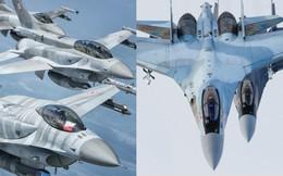 """Thổ Nhĩ Kỳ: F-16 Mỹ như """"đống sắt vụn"""" so với Su-35 của Nga"""