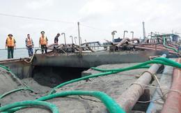 Dự án hóa dầu Long Sơn trị giá 5,4 tỉ đô la sử dụng cát lậu để san lấp mặt bằng?
