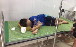 Kết luận vụ 4 nam sinh nhập viện nghi bị sốc ma tuý khi uống chung chai sữa ở Hải Phòng