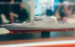"""Tàu hộ vệ Merkuriy – """"Quái vật biển"""" đáng sợ của Nga"""
