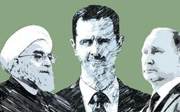 """Cuộc chiến Syria kết thúc: Tổng thống Assad sẽ có """"lời giải"""" mới cho """"bài toán"""" đụng độ giữa Nga và Iran?"""