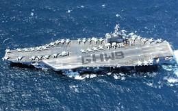 3 thủy thủ Mỹ tự sát trong vòng 1 tuần: Câu chuyện bí ẩn trên tàu sân bay USS George HW Bush