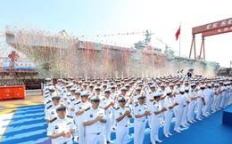 Trung Quốc bất ngờ hạ thủy tàu đổ bộ tấn công Type 075, tiến độ siêu thần tốc