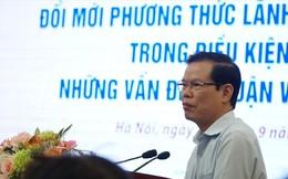"""Ông Triệu Tài Vinh nhắc tới vụ """"cả họ làm quan"""", tiêu cực thi cử ở Hà Giang"""