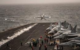 """Nếu USS Abraham Lincoln tập kích Iran: Tàu chiến Mỹ sẽ """"xuống đáy vịnh Ba Tư"""" trong bao lâu?"""