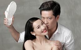 """Trường Giang tặng quà 1 năm ngày cưới, Nhã Phương: """"Nhìn món quà mà vợ rớt nước mắt"""""""