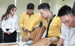 Bưu điện Việt Nam bắt đầu chuyển phát 18.000 vé trận Việt Nam - Malaysia