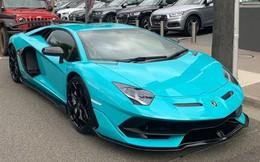 Đại gia chịu chơi đưa Lamborghini Aventador SVJ hàng độc về Hà Nội, giá tin đồn hơn 40 tỷ đồng