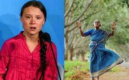 Giữa lùm xùm chỉ trích Greta Thunberg chỉ nói không làm, người ta nhớ đến cụ bà 107 tuổi dành cả đời trồng cây nhưng không phải ai cũng nghe danh