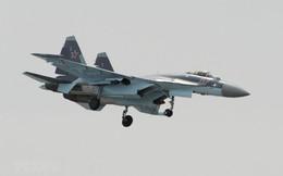 Chiến đấu cơ Su-34 và Su-35 của Nga thống trị bầu trời Syria