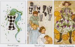Rút một lá bài Tarot để khám phá những may mắn sắp ập đến với bạn trong tháng 10 này
