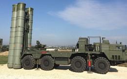 """S-400 của Nga giăng lưới sẵn sàng """"xóa sổ"""" chiến đấu cơ Israel trên bầu trời Syria khi phạm vào """"vùng cấm"""" ?"""