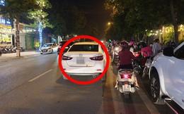 Dừng ô tô giữa đường rồi tắt máy vào đón con, nữ tài xế khiến những người xung quanh bức xúc