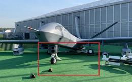 """UAV tấn công như """"hàng mã"""", đụng nhẹ đã hỏng: Trung Quốc muối mặt tại MAKS-2019!"""
